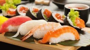 Японская пища