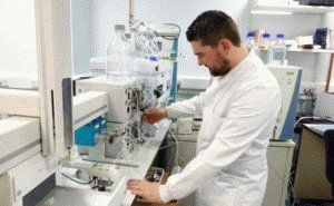 Исследование масс-спектрометрии