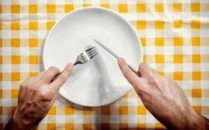 Голодание в качестве лечения
