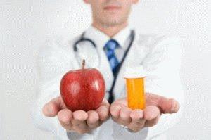 Медикаменты и диета
