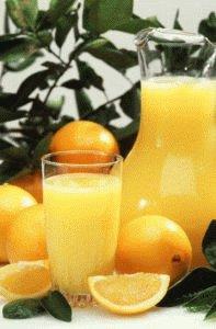 Натуральный сок с мякотью