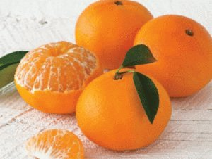 Сладкие мандарины