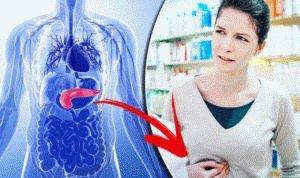 Болезнь поджелудочной железы