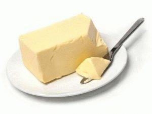Натуральное сливочное масло