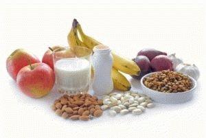 Продукты, в состав которых входят пребиотики