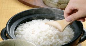 Рис полезен