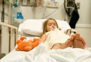 Жёлчнокаменная болезнь у ребёнка