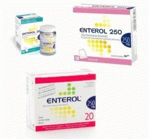 Упаковки Энтерола