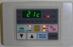 Температура в доме