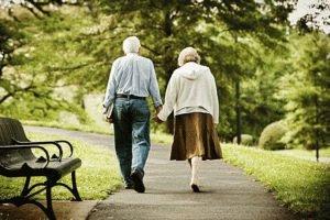 Лечебная ходьба