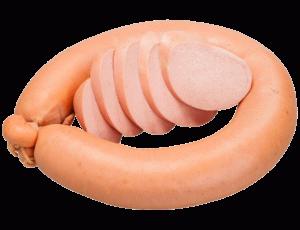 Колбаса варёная без жира