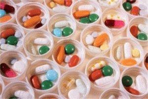 Антимикробные лекарства