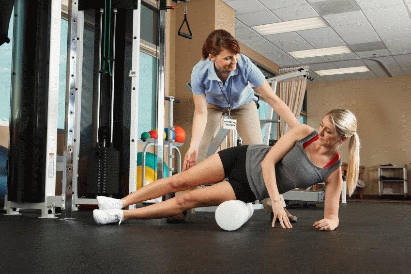 Физические упражнения при геморрое для женщин и мужчин