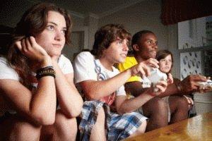 Малоактивный образ жизни у подростка