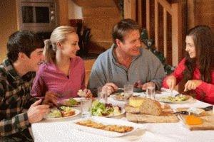 Беседа родителей с подростком