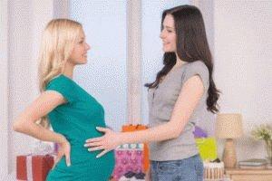 Беременность у девушек