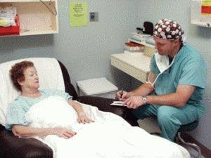 Консультация с анестезиологом