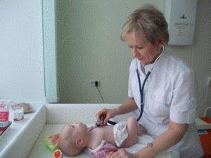 Ребёнок у инфекциониста