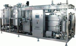 Термическая обработка молока