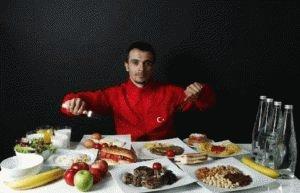 Рацион питания атлетов