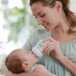 Питание грудного ребёнка