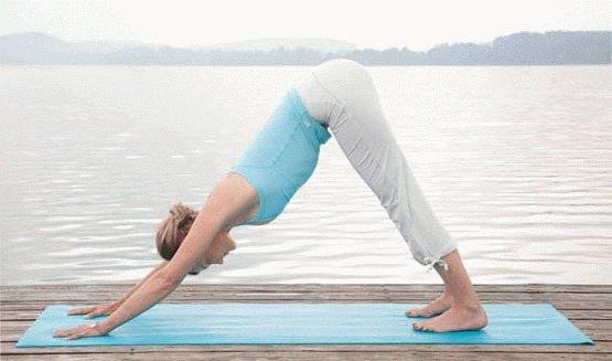 Йога при геморрое: можно ли заниматься и какие упражнения рекомендованы