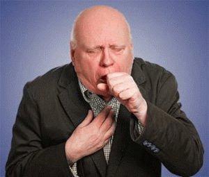 Бронхиальная астма у больного