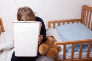 Инфекция у ребёнка