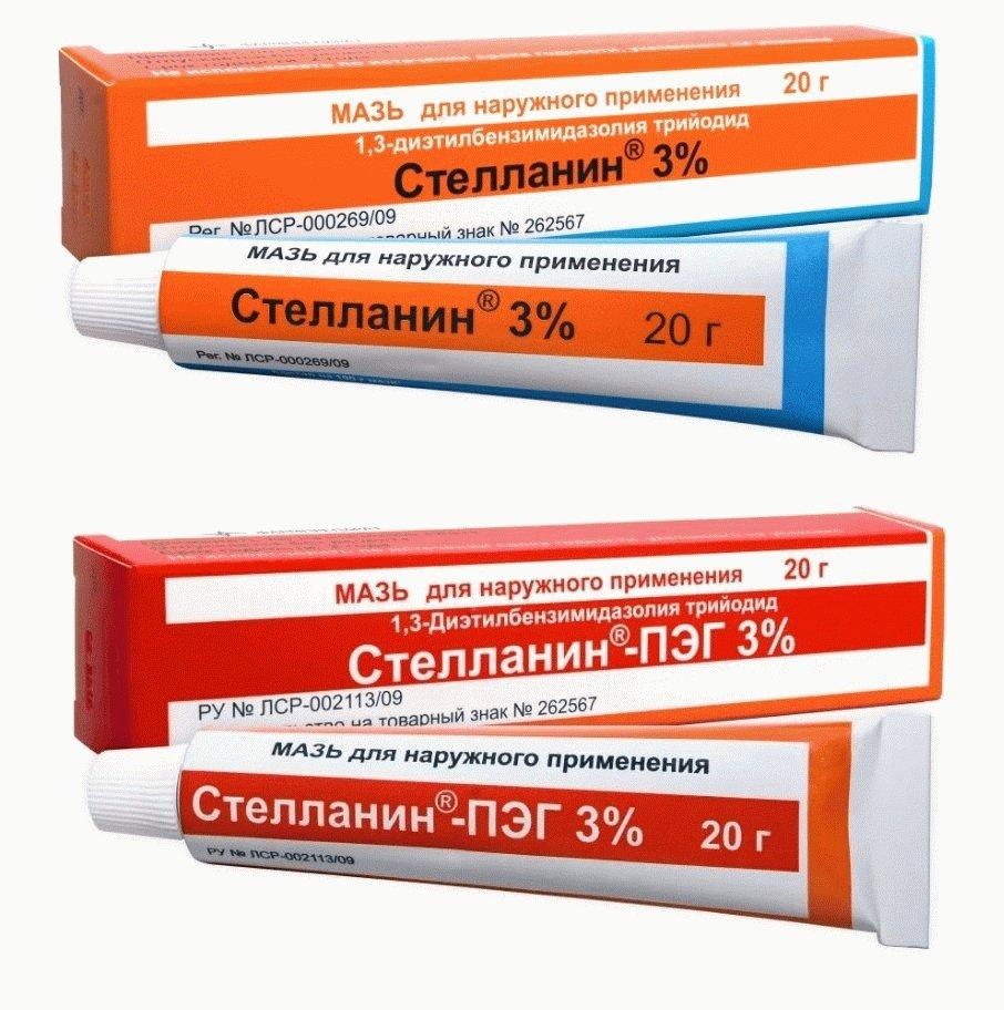 Мазь стелланин при геморрое: цена, отзывы о лечении
