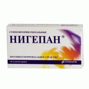 Препарат Нигепан