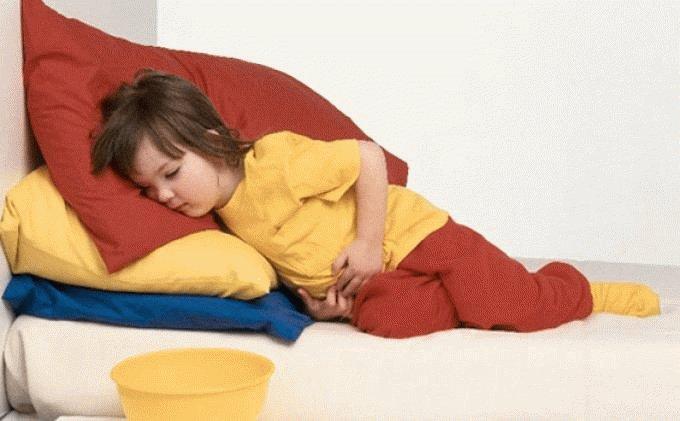 Болит живот после кишечной инфекции