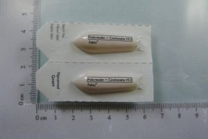 Ректальные препараты