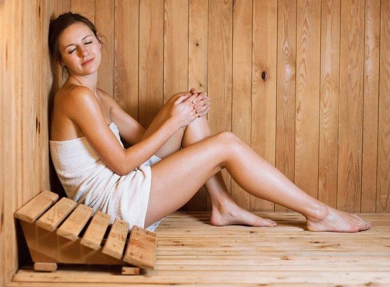 Можно ли при геморрое ходить в баню или сауну