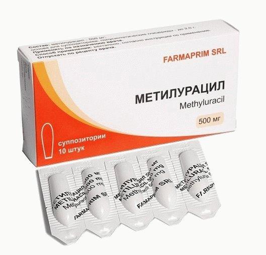 Свечи с сульфатом цинка лидокаином комбинированные препараты