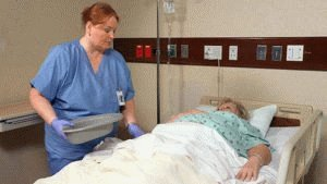 Клизмирование пациента