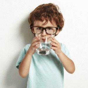 Обильное питьё для ребёнка