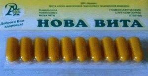 Препарат Нова-Вита