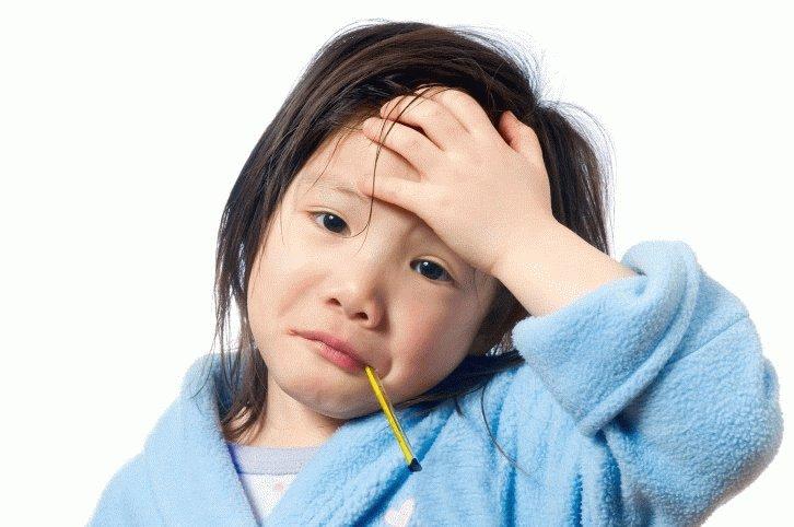 У ребенка после ротавируса болит живот