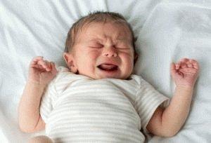 Капризы ребёнка