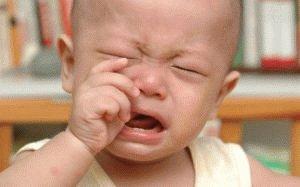 Кишечный грипп у ребёнка