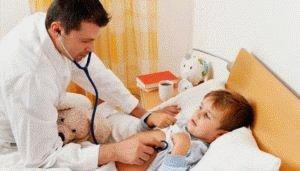 Ротавирус у ребёнка