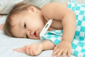 Кишечная инфекция у ребёнка
