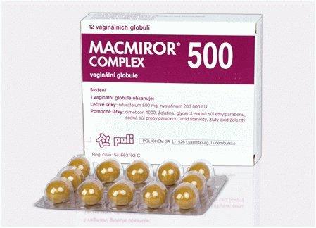 Макмирор при лямблиозе: действие препарата, дозировка и инструкция