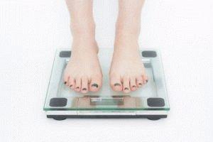 Потеря веса у пациента