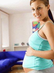 Беременность девушки