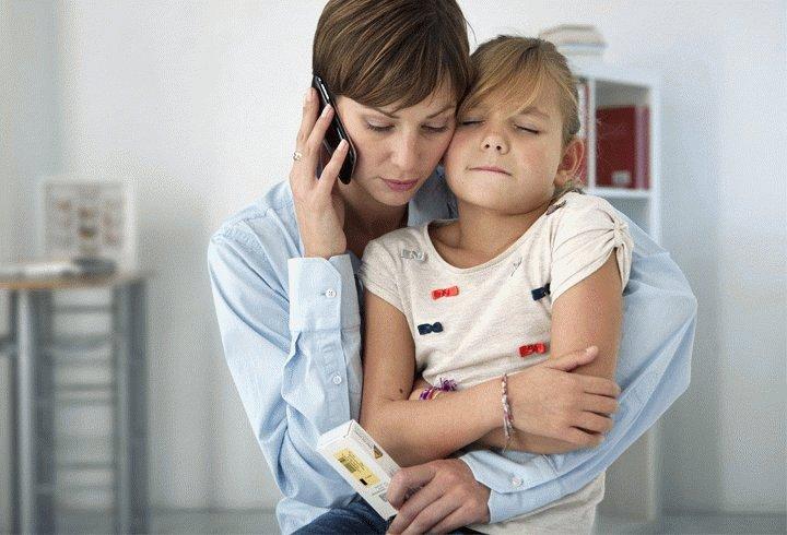 Кашель при лямблиозе у детей: может ли быть, причины
