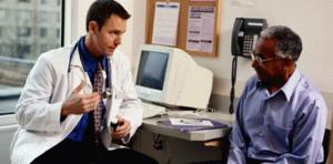 Консультация у доктора