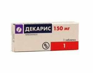 Лекарственный препарат Декарис