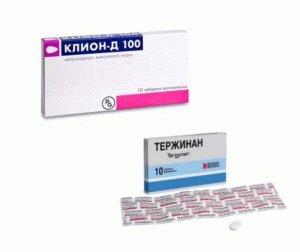 Таблетки во влагалище