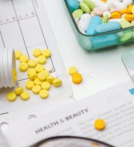 Разнообразие медикаментов